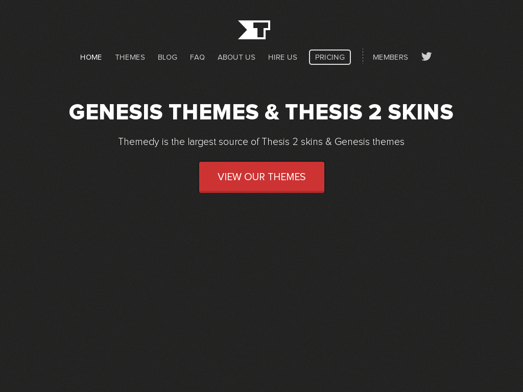 Checkout our Free Thesis 2 Skins