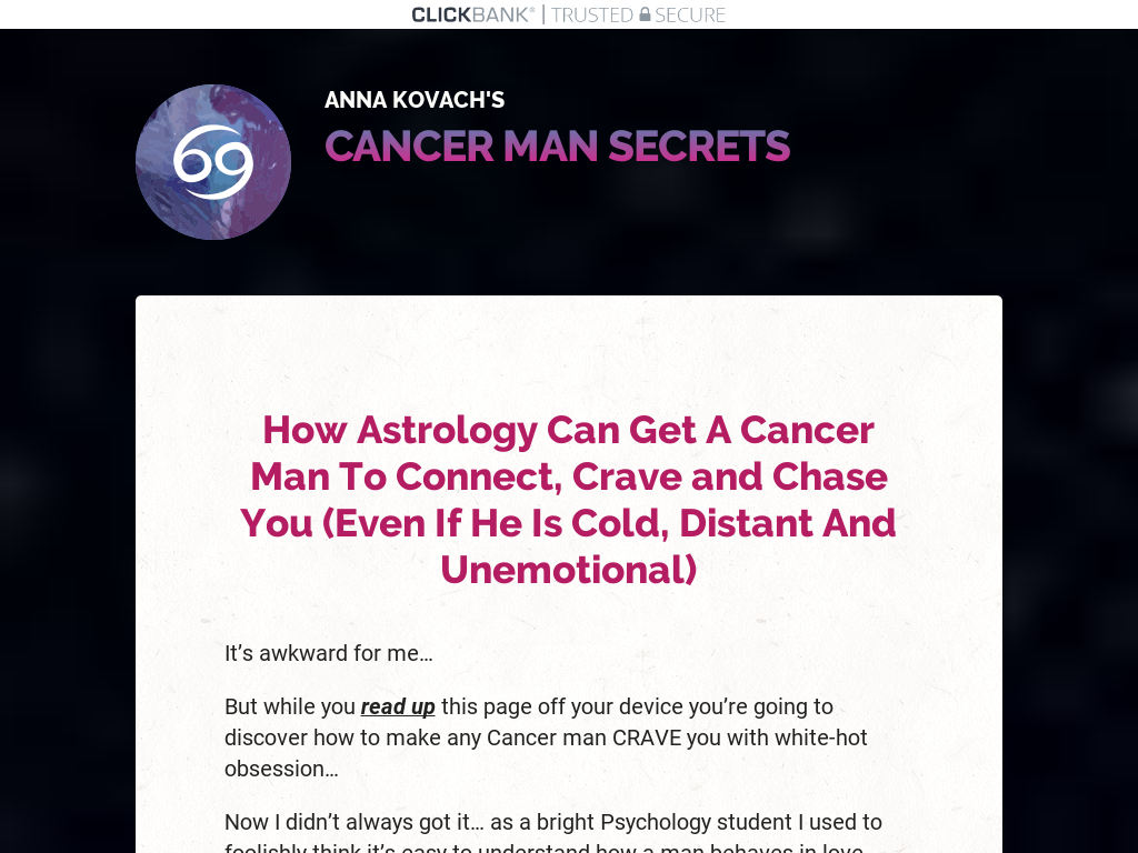 Understanding a cancer man astrology  Cancer Man and Gemini
