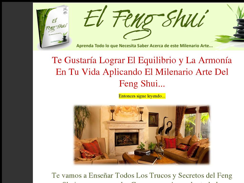 Related Libro Sobre El Feng Shui