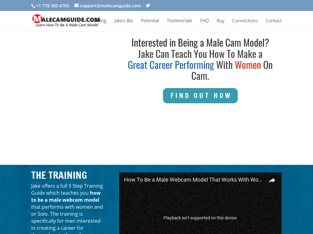 How to become a cam model-5230
