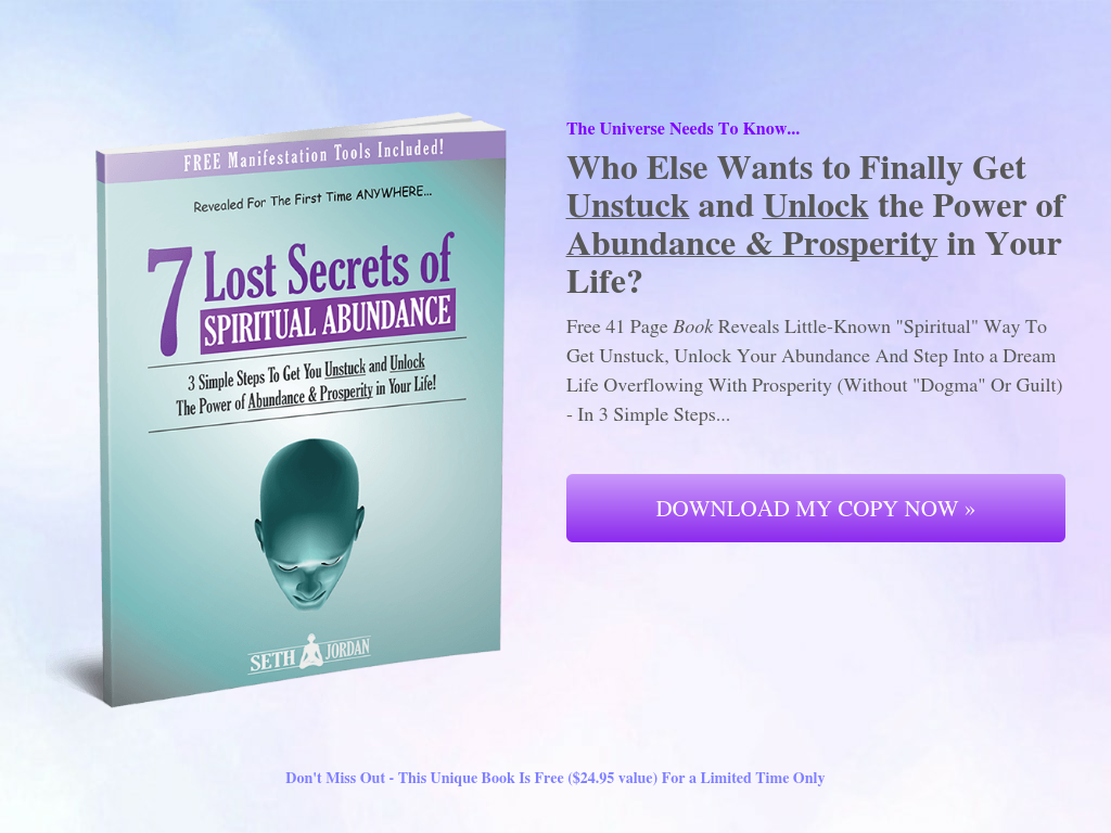 prosperity step by step the secrets of the universe