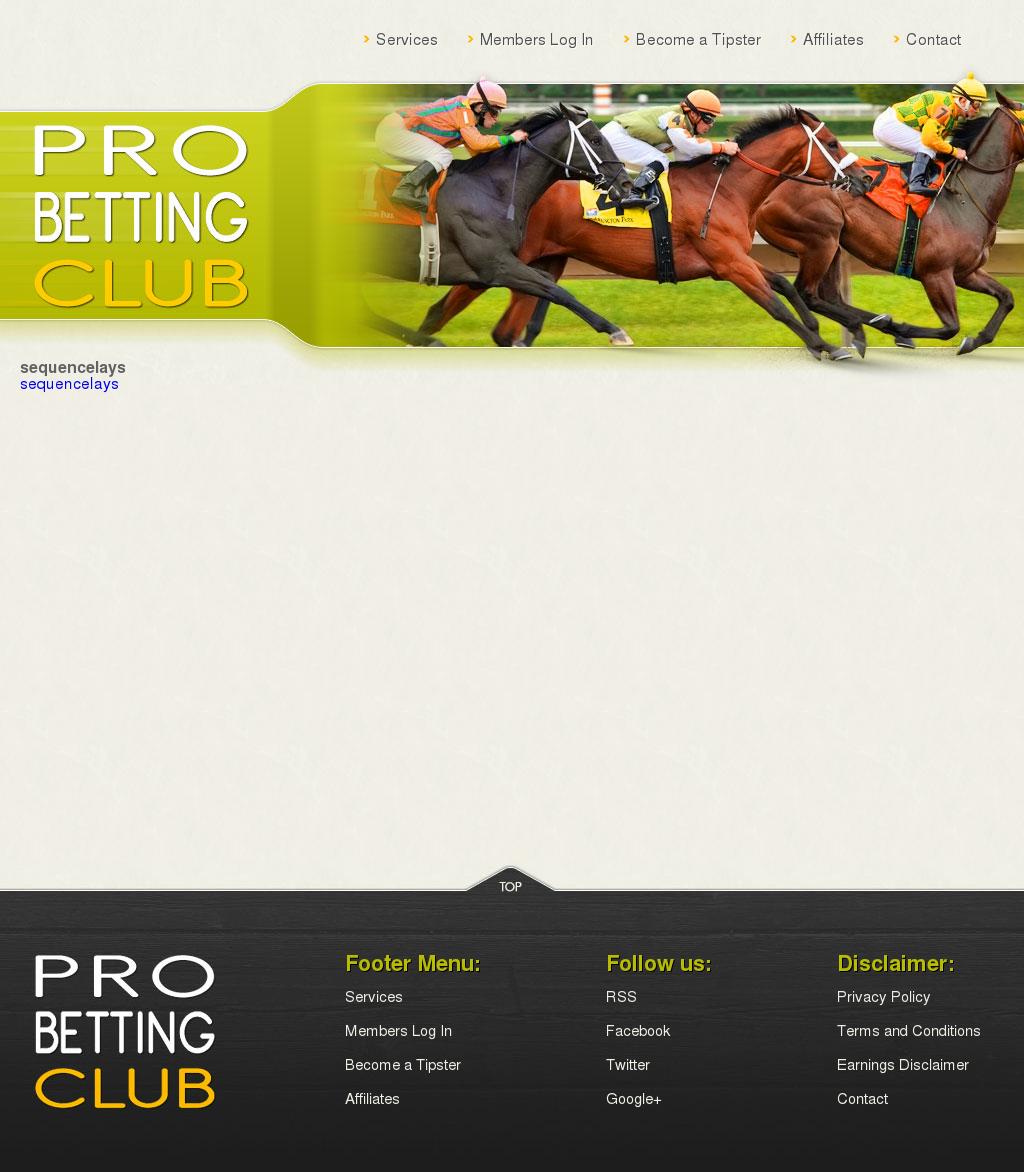 Professional horse betting e16833 bettingadvice