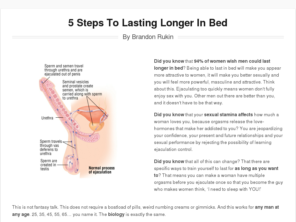 how long do men last in bed - bed ideas