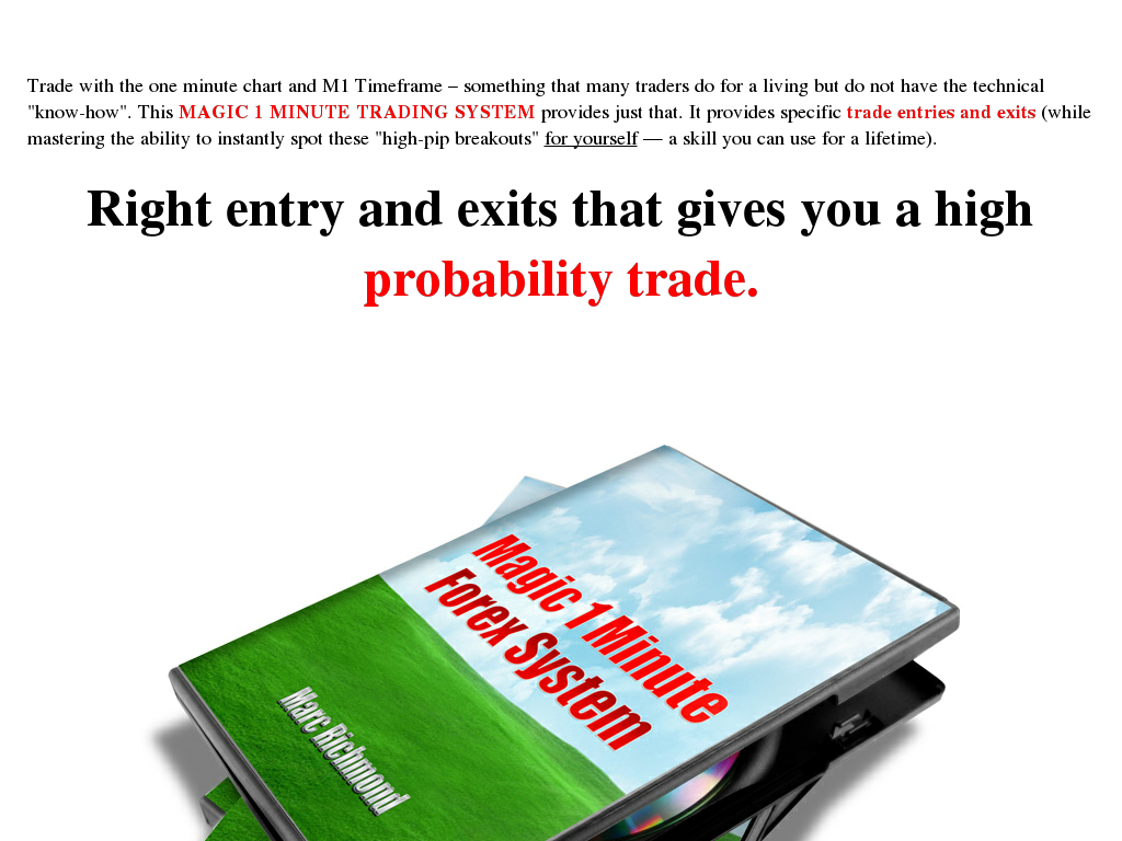 Winning strategy binary option